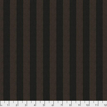 Shot Cotton - Stripe Peat