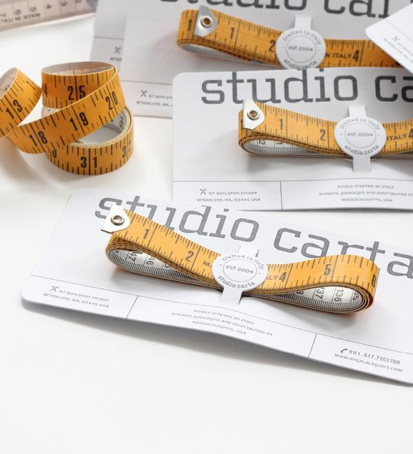 Studio Carta - Measuring Tape