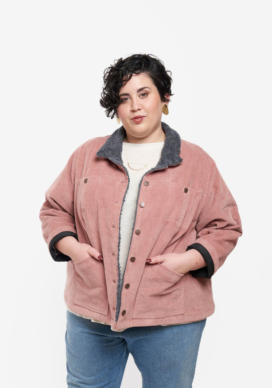 Grainline Studio - Thayer Jacket - Sizes 14-30