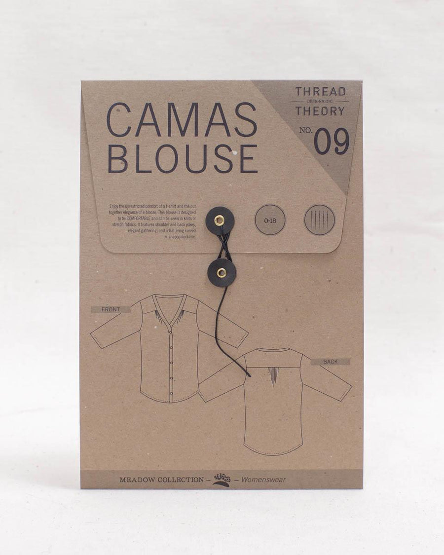 Thread Theory - Camas Blouse