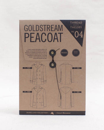 Thread Theory - Goldstream Peacoat - Mens