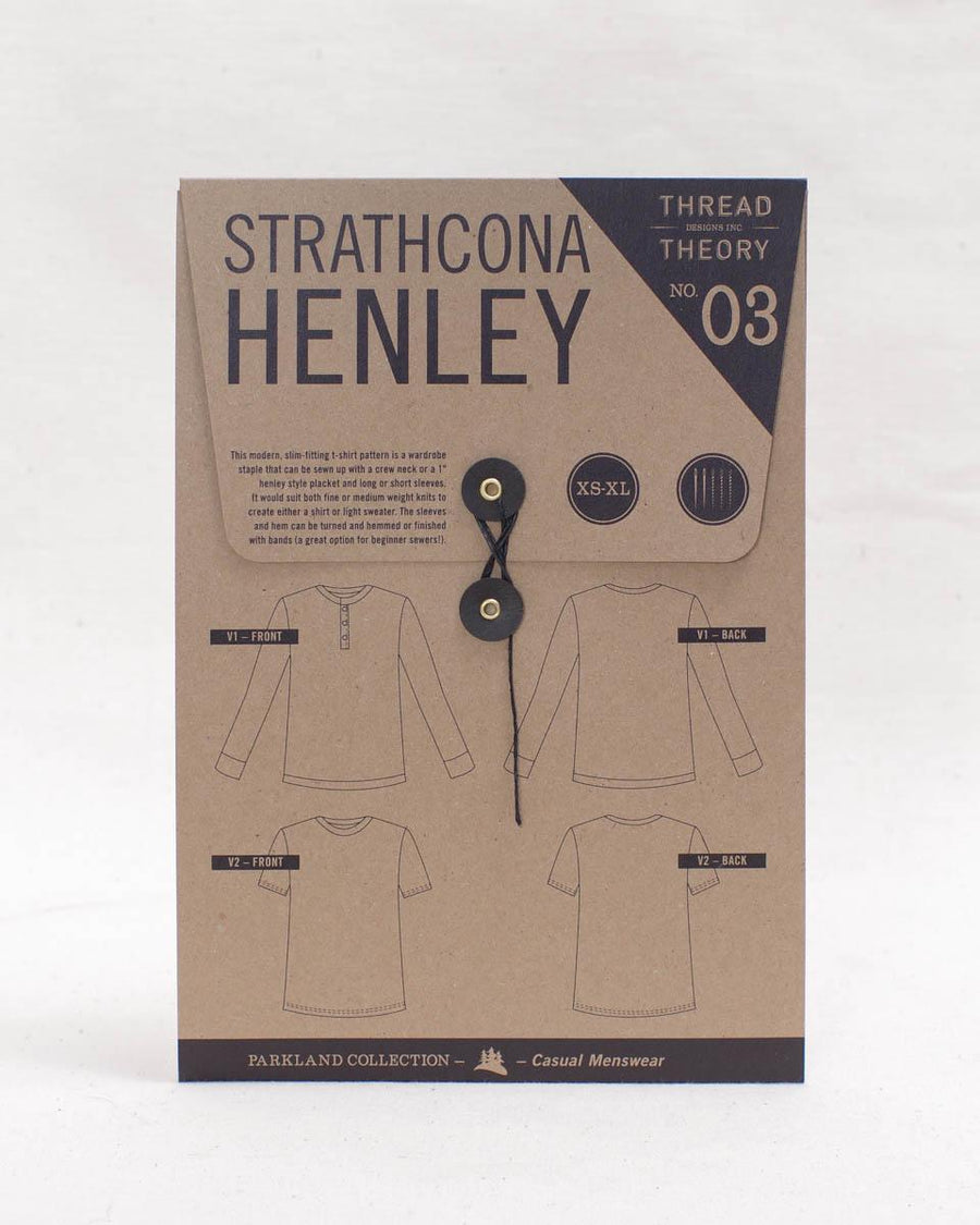 Thread Theory - Strathcona Henley - Mens