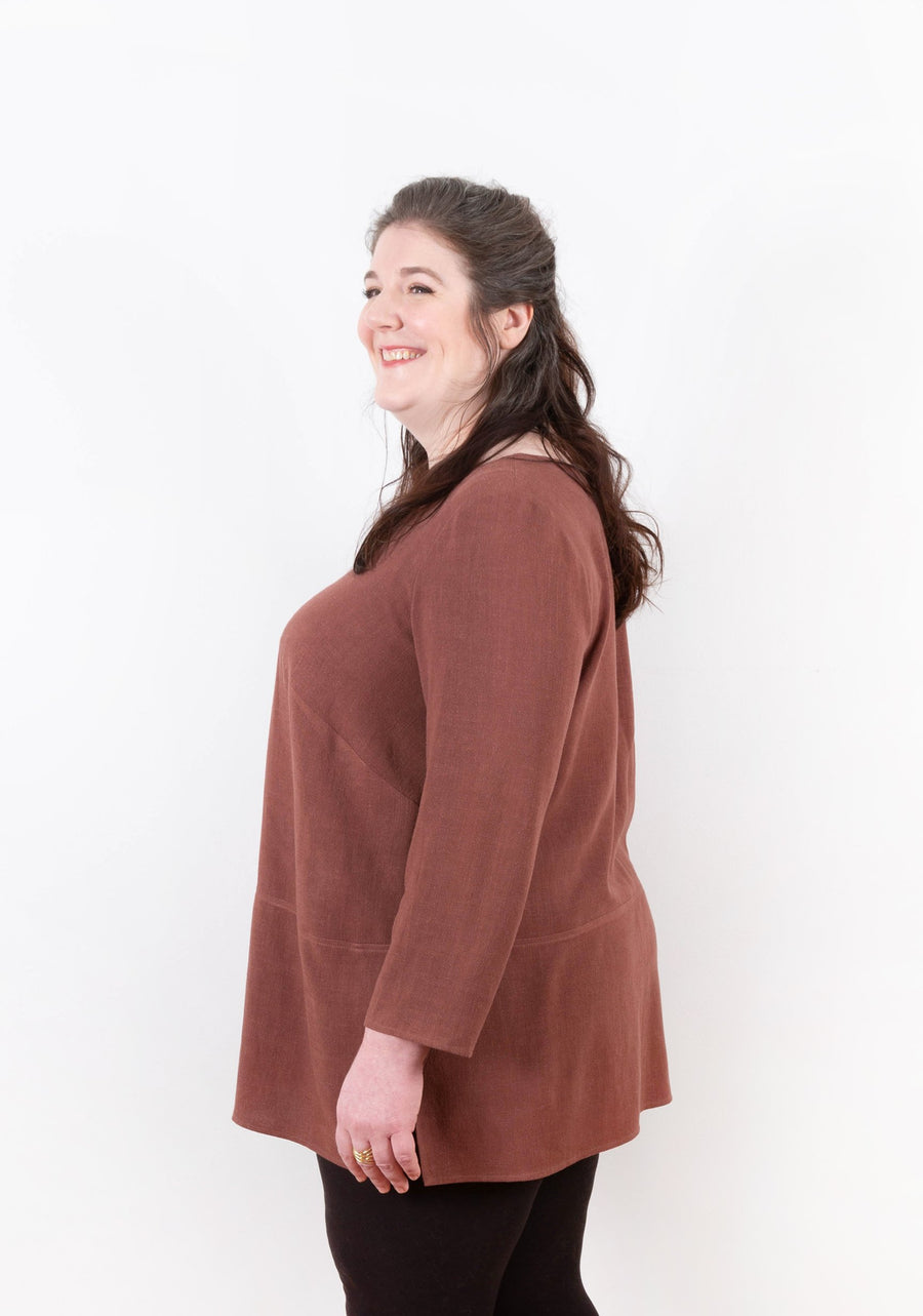 Grainline Studio - Uniform Tunic - 14-30
