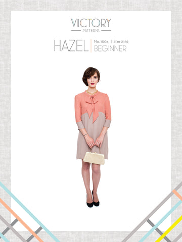 Victory Patterns - Hazel Dress