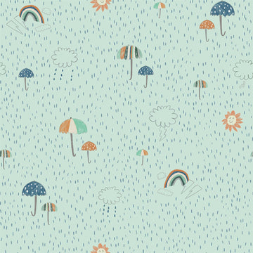 Waterproof Cotton - Children Rain