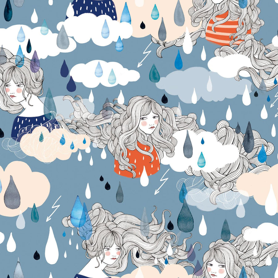 Waterproof Cotton - Women Rain