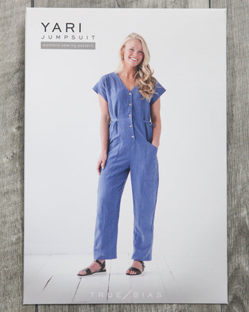True Bias - Yari Jumpsuit