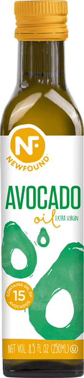 Newfound Foods Avocado Oil is good for you