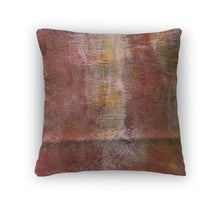 Load image into Gallery viewer, Throw Pillow, Grunge Handdrawn Watercolor