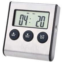 Load image into Gallery viewer, TS - BN50 Kitchen Craft Digital LCD Cooking Probe Thermometer Timer