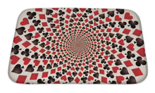 Load image into Gallery viewer, Bath Mat, Playing Cards