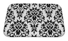 Load image into Gallery viewer, Bath Mat, Damask Pattern