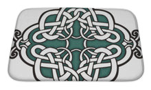 Load image into Gallery viewer, Bath Mat, Celtic Ornaments