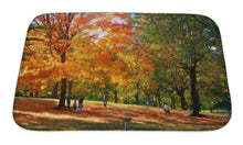 Load image into Gallery viewer, Bath Mat, Autumnal Park