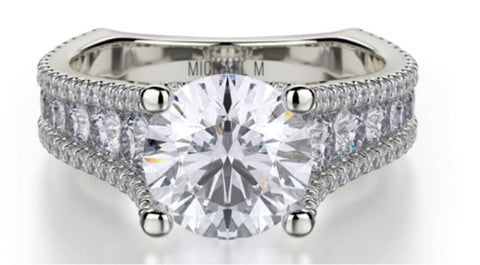 ENGAGEMENT RING SPOTLIGHT: THE STRADA