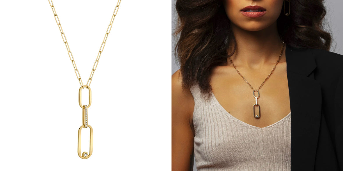 Triune Necklace from MICHAEL M