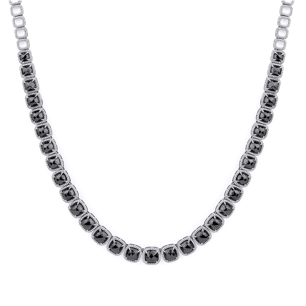 Black Diamond Nior Necklace