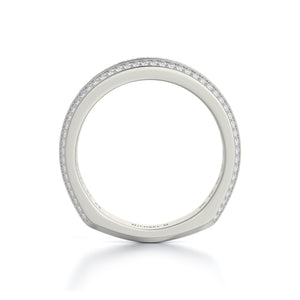 Wedding band R656B