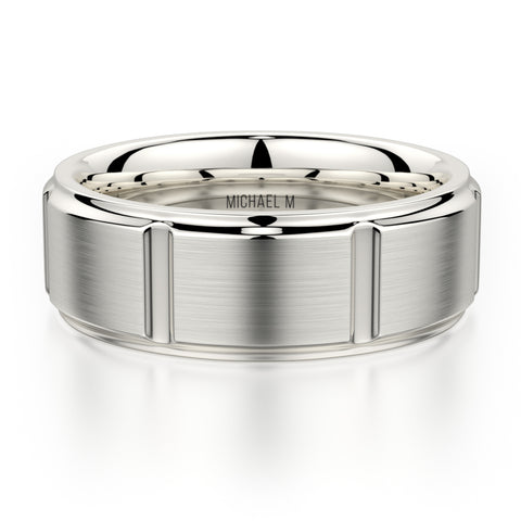 Wedding band MB-108