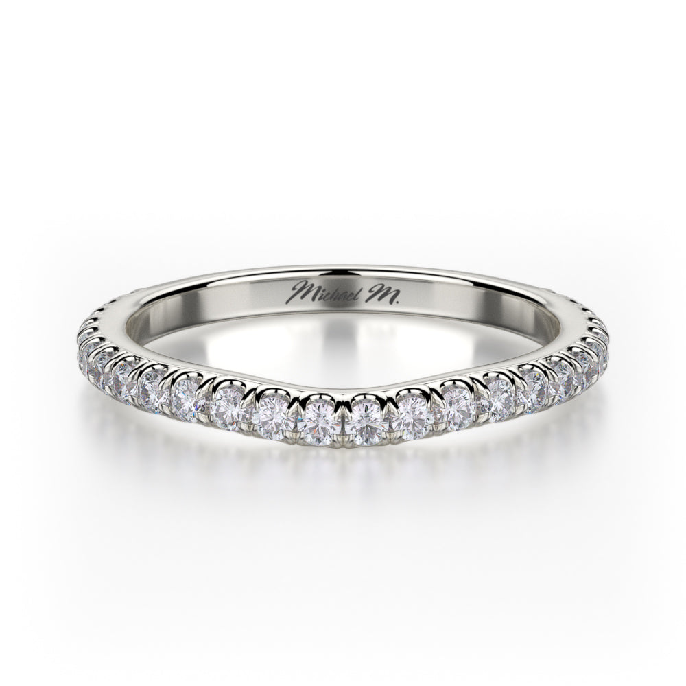 Wedding band R490B