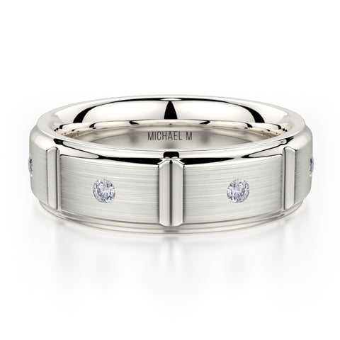 Wedding band MB-107