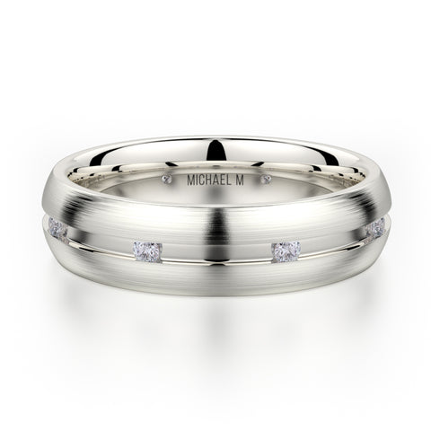 Wedding band MB-104
