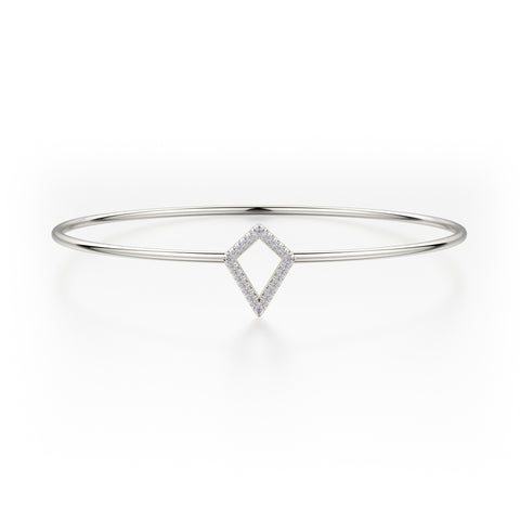 Diamond Kite Bangle