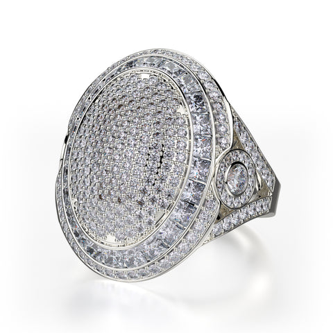 Diamond Champion Ring