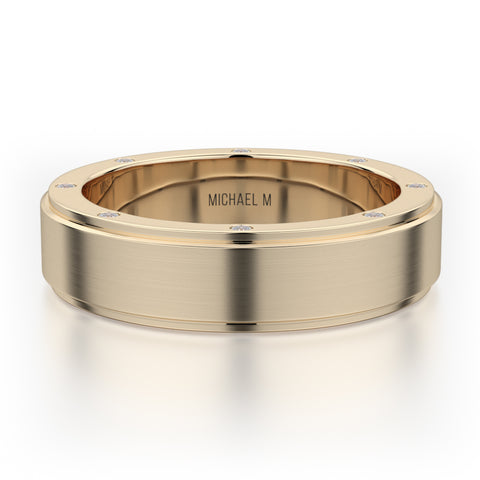 Wedding band MB-116