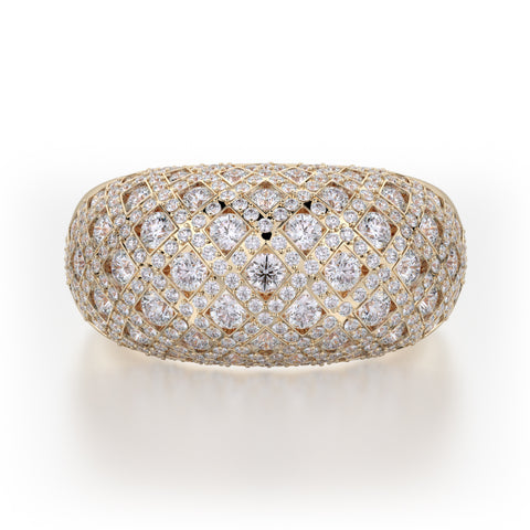 Chunky Diamond Band