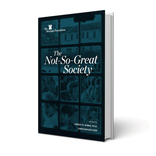 The Not-So-Great Society