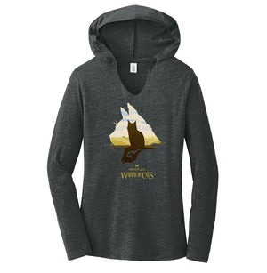 Epic WindClan -Women's Hooded Long Sleeve T-Shirt
