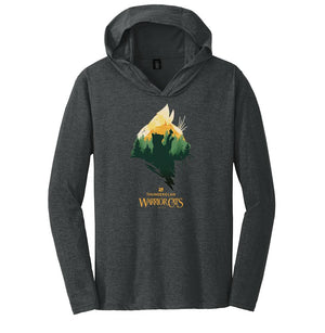 Epic ThunderClan -Men's Hooded Long Sleeve T-Shirt