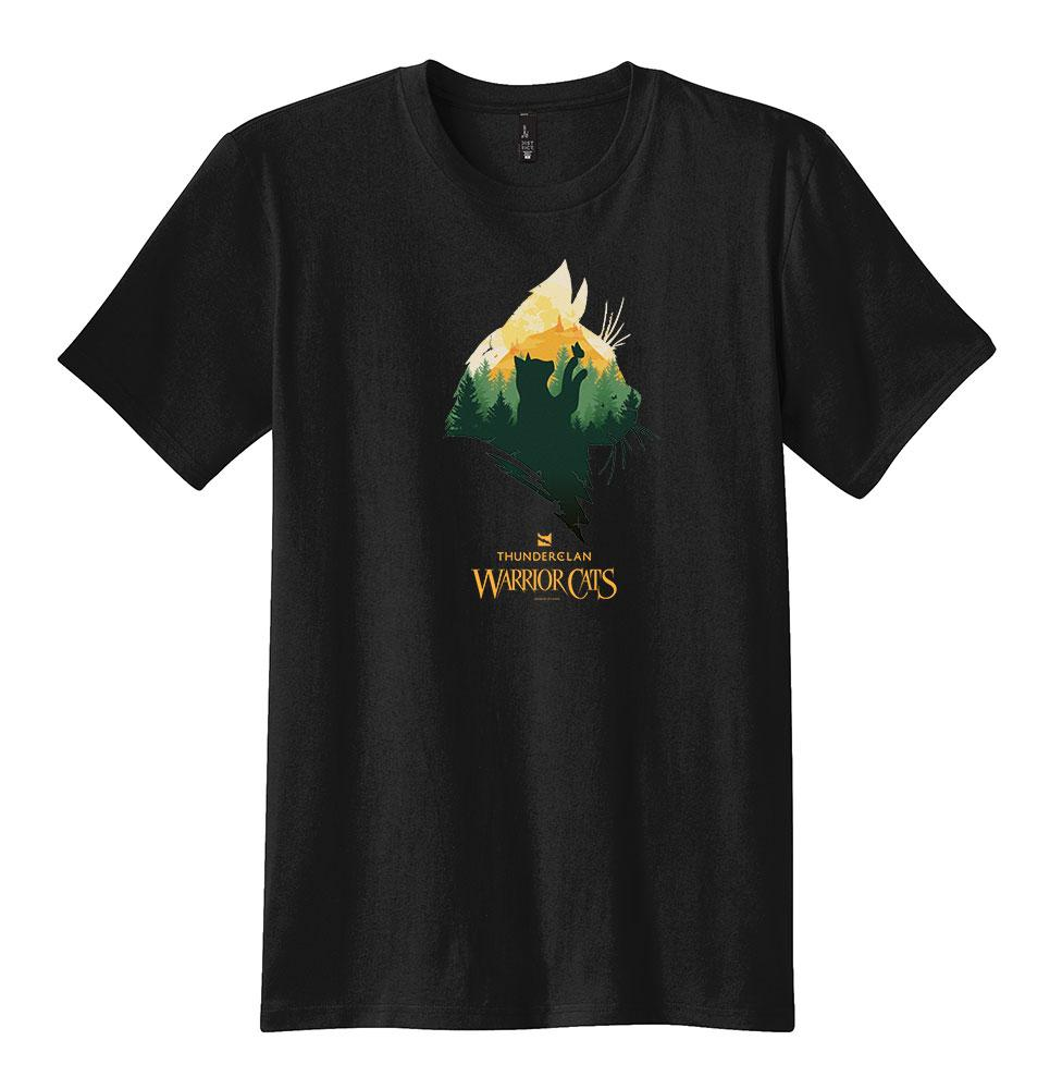 Epic ThunderClan -Men's Short Sleeve T-Shirt