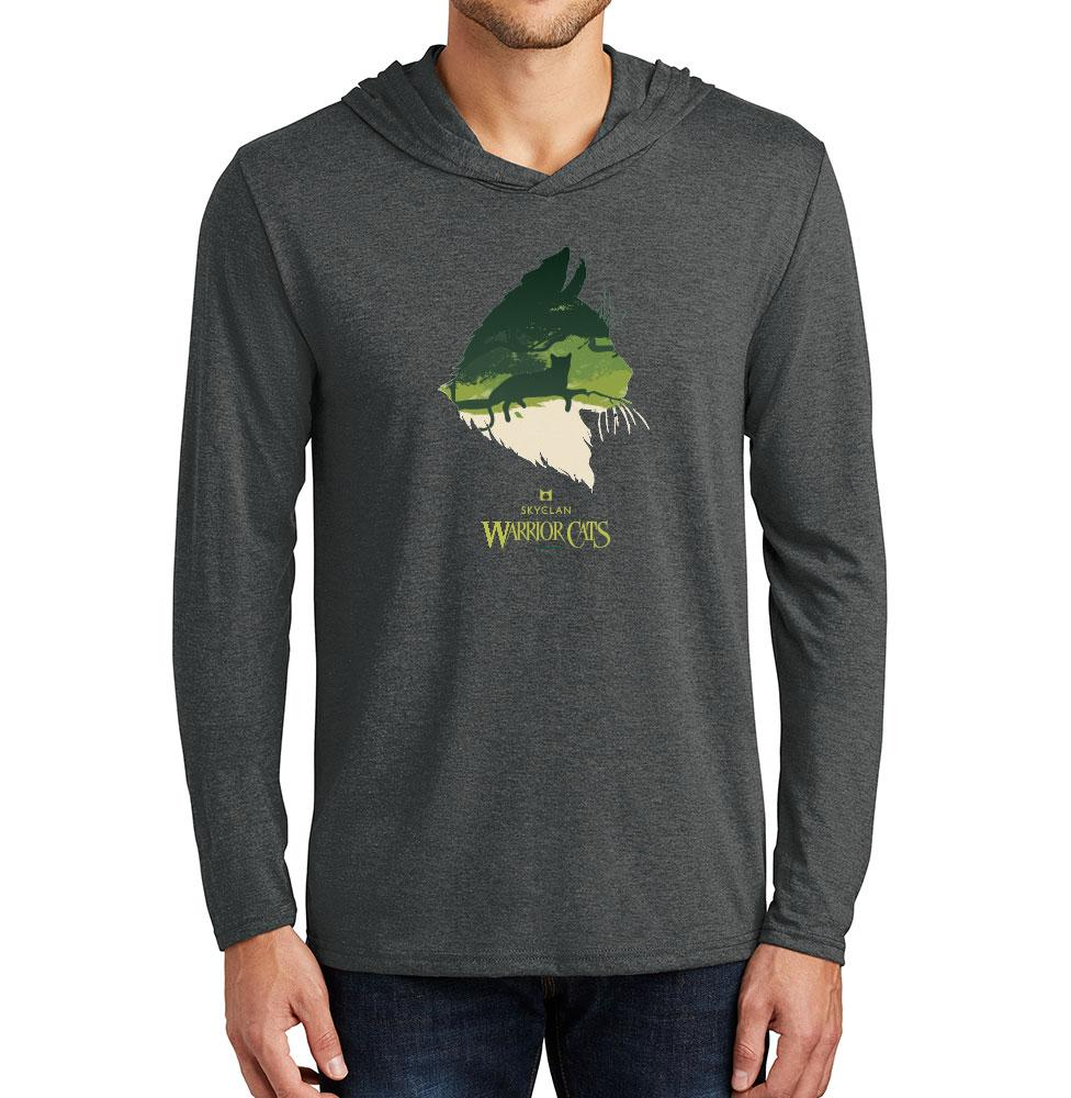 Epic SkyClan -Men's Hooded Long Sleeve T-Shirt