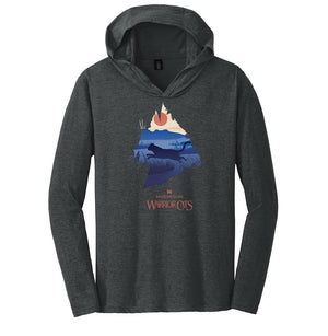 Epic ShadowClan -Men's Hooded Long Sleeve T-Shirt