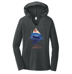 Epic ShadowClan -Women's Hooded Long Sleeve T-Shirt