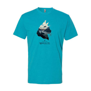 RIVERCLAN EPIC MEN'S TEE  - BONDIBLUE