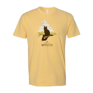 WINDCLAN EPIC MEN'S TEE  - BANANA