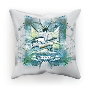 RiverClan Etching Cushion