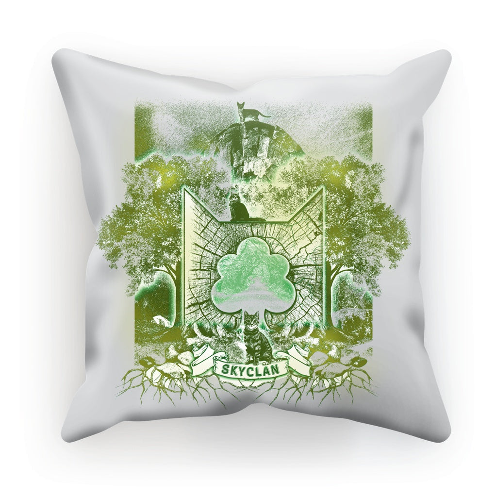 SkyClan Etching Cushion
