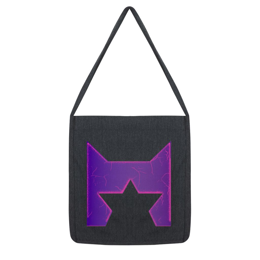 StarClan Recycled Double Sided Book Bag