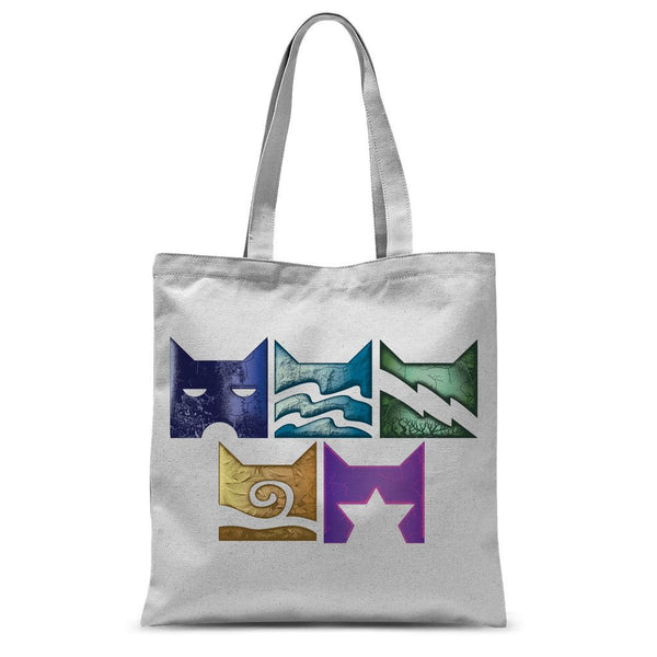 All Clan Icons Tote Bag