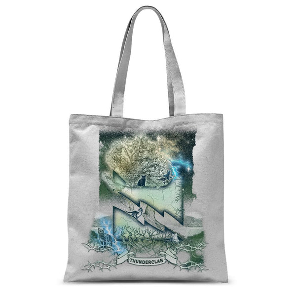 ThunderClan Etching Tote Bag