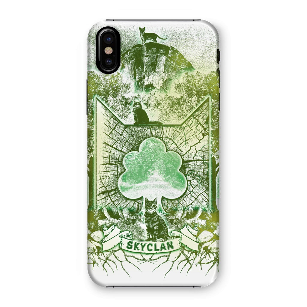 SkyClan Etching Phone Case