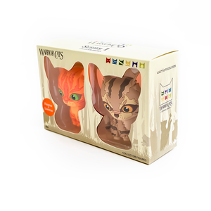 Firestar & Leafstar – Mini Collector Figures