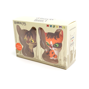 Tigerstar & Tawnypelt – Mini Collector Figures