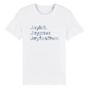 Character Names - Jayfeather - Adult Unisex T-Shirt