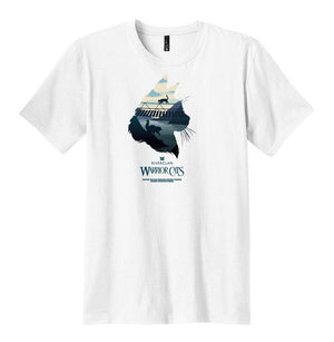 RIVERCLAN EPIC MEN'S TEE  - WHITE