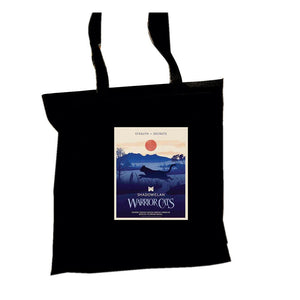 ShadowClan Epic Portrait Tote  - Black